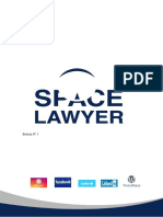 Boletin Space Lawyer No. 1