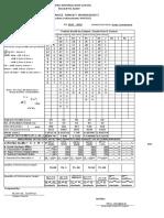 PTR worksheet