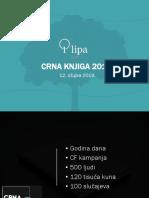 Crna knjiga rošenja javnog novca za 2018. godinu