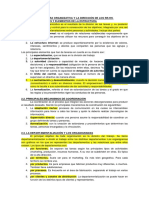 T2. ESTRUCTURA ORGANIZATIVA Y DIRECCIÓN DE RRHH
