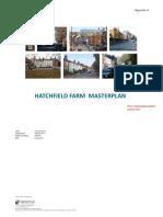 Updated Hatchfield Farm masterplan - March 2019