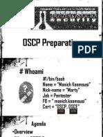 Oscp Preparation