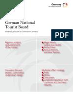 German Tourism Stat