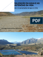 Neoliberalização da água e as persistências da vida - I Encontro Das Águas MAIO 2018