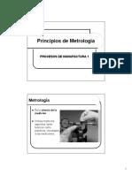 03_METROLOGIA Para Procesos de Manufactura