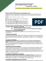 Managerial Economics MB0042 Mba1 Shivram-econ