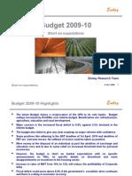 Budget_2009-10