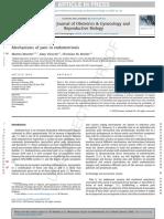 Mechanisms of Pain in Endometriosis