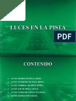 Luces en La Pista