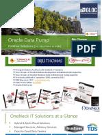 ThomasOracle Data Pump Creative Solutions.pdf