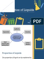 Properties of Liquid
