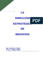 1-La Direccion Estrategica de Negocios-2004 .PDF