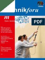 824582 Technik Forum 1 2008 Fachzeitschrift En