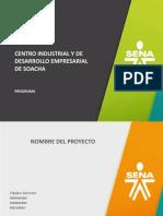 plantilla presentación  ECP.ppt