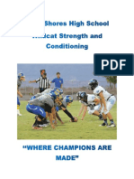 West Shores High School weight program .docx