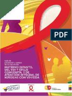 Guía de prevención y control de la trasmisión del VIH Sífilis congénita y de atención integral niños con VIH SIDA.pdf