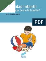 Obesidad infantil_ que hacer desde la familia - José Ignacio Baile.pdf