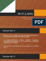 Wi-Fi 2,4GHz