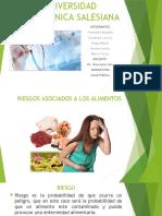 Riesgos Asociados a Los Alimentos