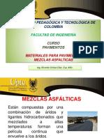 7. Mezclas Bituminosas - Materiales