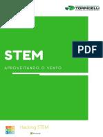 Ciência Maker Educacional STEAM Turbina Eólica - Colégio Torricelli