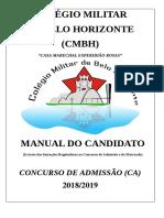Colégio Militar 2019