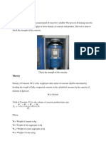 Concrete DEnsity test.docx