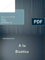 Unidad Primera 01 Concepto e Historia Bioética
