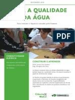 Ciência Maker Educacional STEAM Qualidade Da Água - Colégio Torricelli