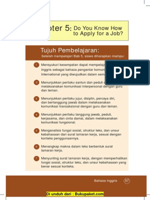 Chapter 5 Do You Know How to Apply For a Job.pdf
