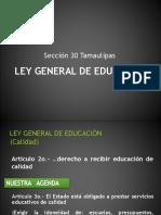 Ley General de Educación.ppsx