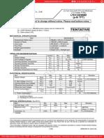 Panel Toshiba Matsushita LTD133EWMZ 2 [DS]