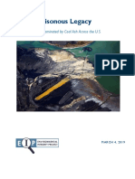 National Coal Ash Report 3.4.19