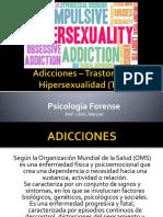 Adicciones – Trastorno de Hipersexualidad (THS)