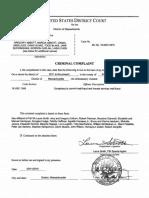 Felicity Huffman, Lori Loughlin criminal complaint