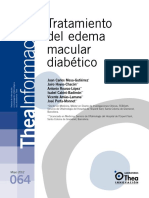 Tratamiento  del edema macular diabético.pdf