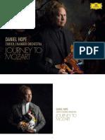 Daniel Hope & Zurich Chamber - Journey to Mozart
