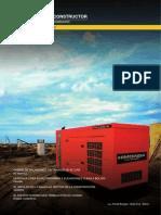 HANSA CONSTRCUTOR - REVISTA (División Industria & Construcción) EDICION N° 5