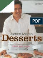 James Martin Dessert s