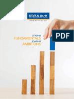 IDBI FEDERAL Bank Annual Report 2017-18.pdf
