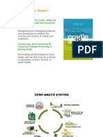 ESA Zero Waste Event PPT Slides