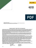421D Manual de Usario