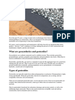 Geosynthetics in Road Construction_NOTES 2 of 2