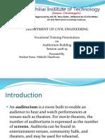 vocational report