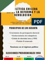 Chile en La Decada Del 60