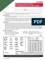 Spec PVC 40 Pressure