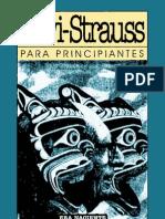 Levi Strauss Para Principiantes
