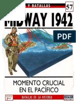 57 Ejercitos y Batallas - Midway 1942