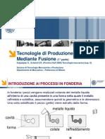 3_Tecniche di fonderia - Parte 1.pdf