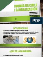 La Economía de Chile Ante La Globalización